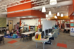 SCVI Charter School by Berliner & Associates.  Photography by Tom Bonner.  Job ID 5880