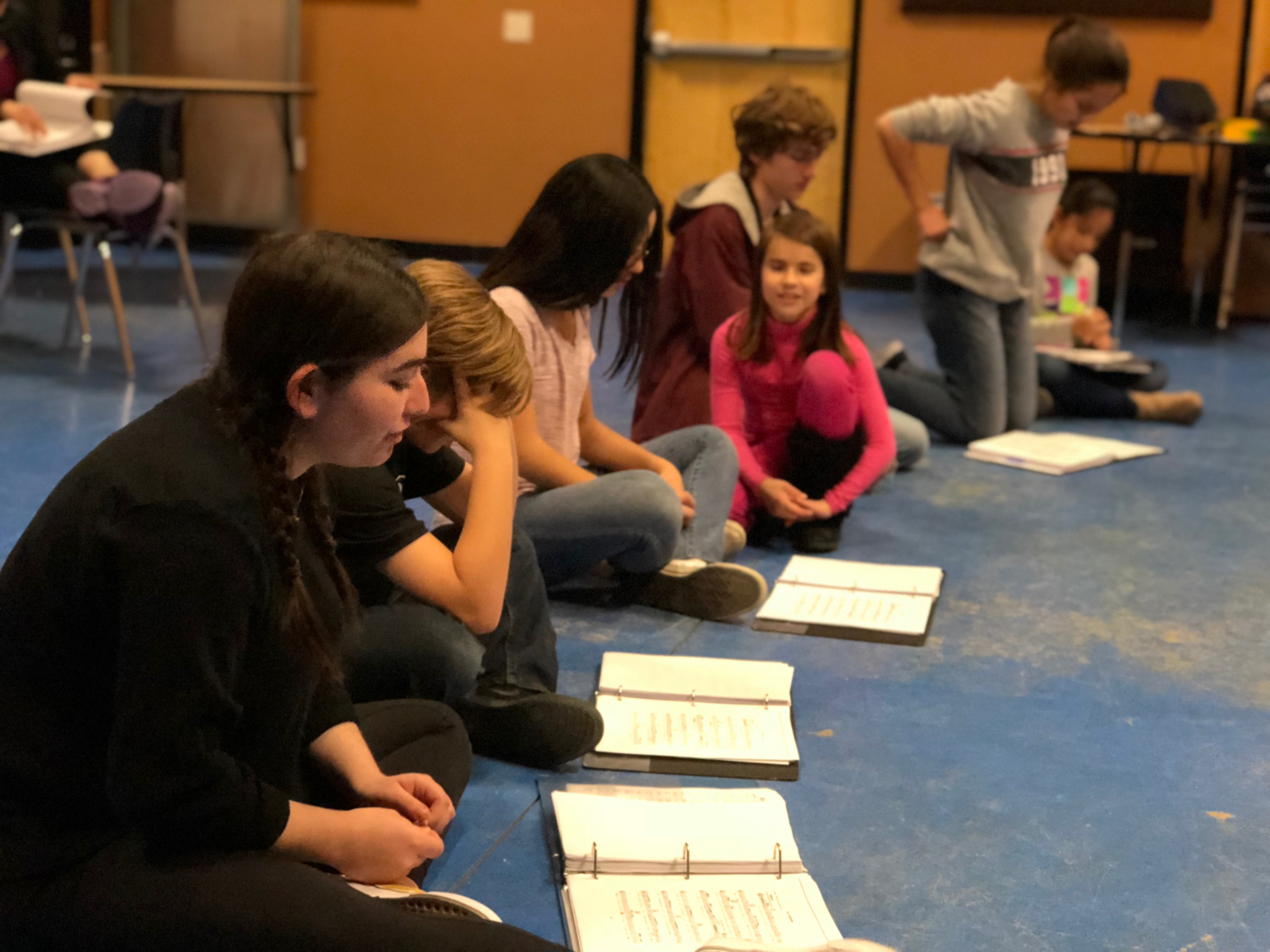 Rehearsals Begin for Sound of Music' at 5th Avenue Theatre