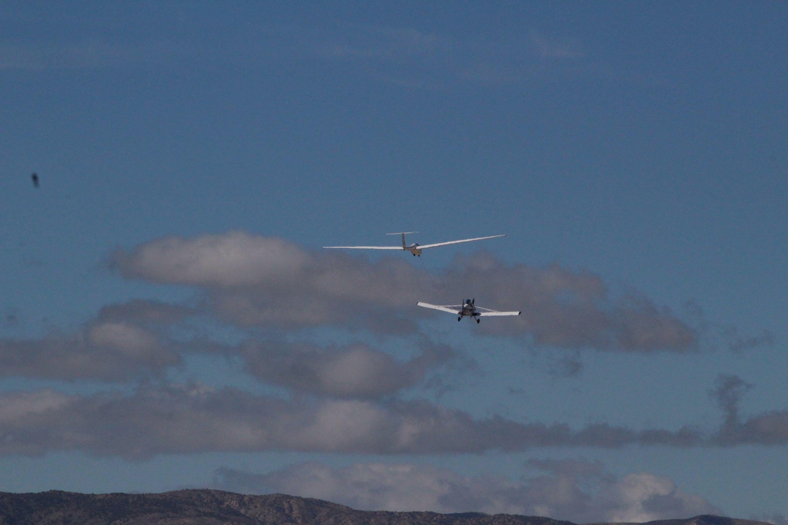 The Sky's the Limit for SCVi Glider Students - Santa Clarita