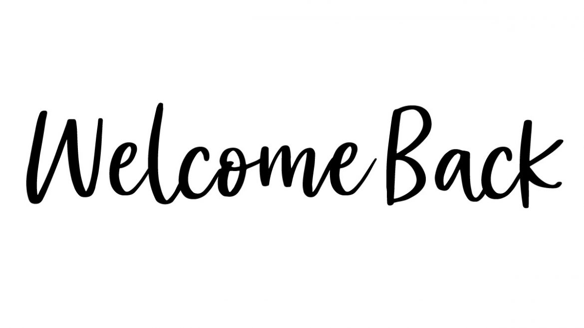 Image result for welcome back from spring break students message""