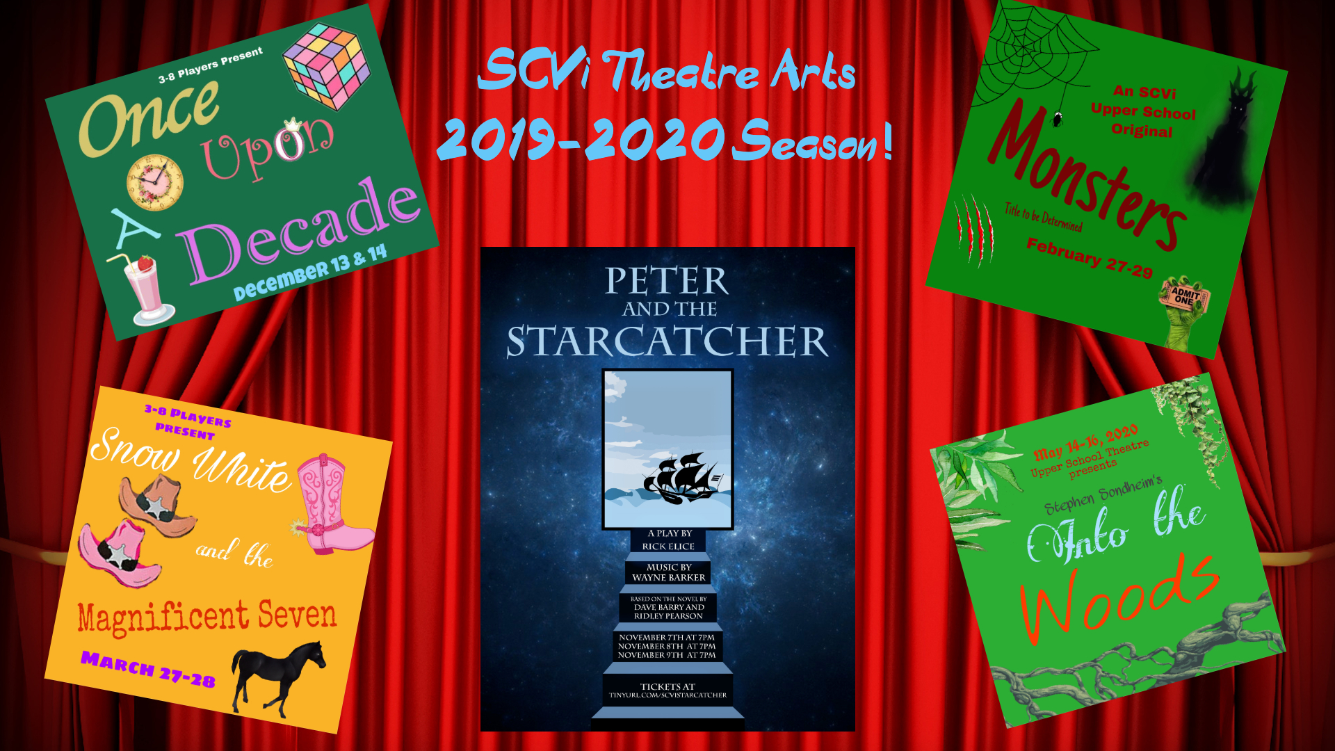 News from SCVi Theatre Arts