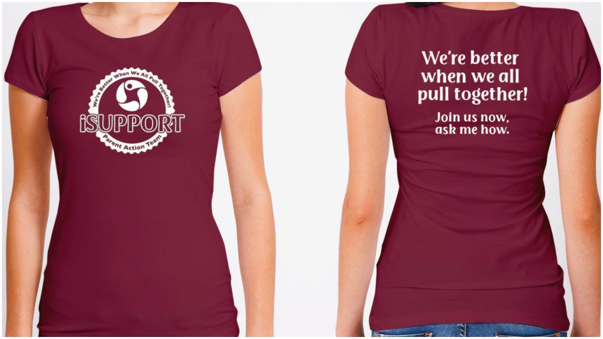 iSupport T-Shirt