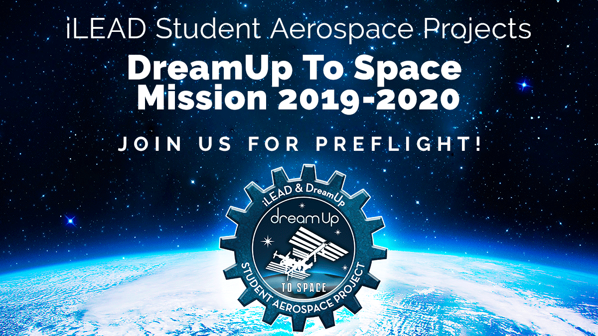iLEAD Dreamup to Space