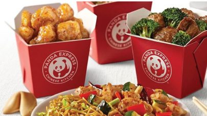 Panda Express fundraiser for SCVi Charter School