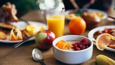 SCVi Free Breakfast