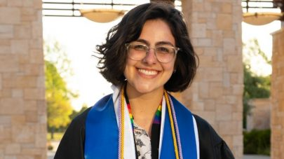 SCVi alumna Julia Barragan