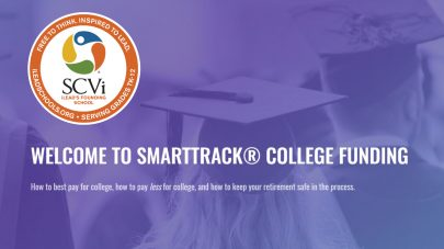 SCVi SmartTrack College Funding