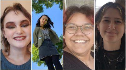 SCVi Poetry Slam Team 2021