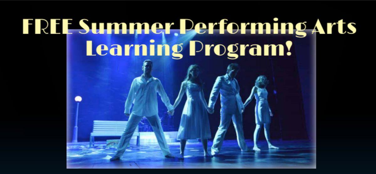 Free summer arts program at SCVi