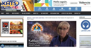 KHTS DreamUp iLEAD Student Aerospace Projects May 18, 2021 Kath Fredette