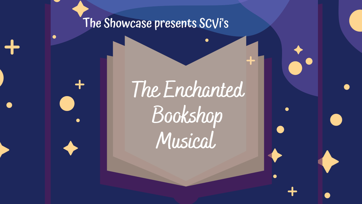 """""""The Enchanted Bookshop"""" – Get Your Tickets Now!"""